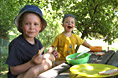 Slovenia for Families - Summer Picnic