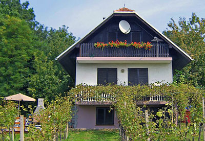 Slovenia for Families - Vaneča Cottage